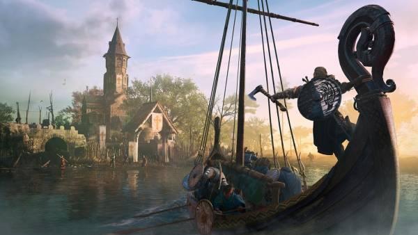 Assassin's Creed: Valhalla раскрыли моментальную перемену пола