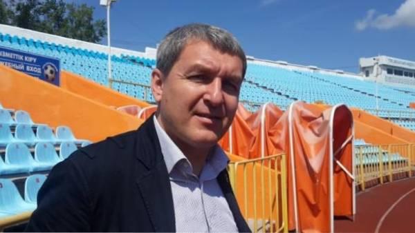 «Химки» назначили Сергея Егорова на пост спортивного директора
