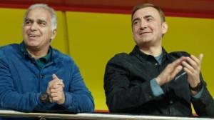 """Гурам Аджоев: """"Арсенал"""" не ищет главного тренера"""