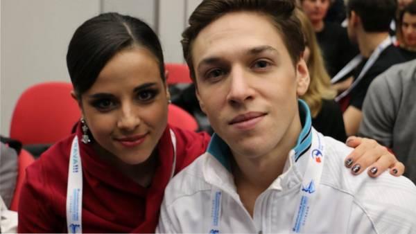 Испанская фигуристка Уртадо получила травму на тренировке в Москве, ей потребуется операция