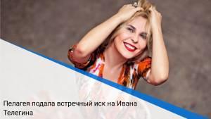 Пелагея подала встречный иск на Ивана Телегина