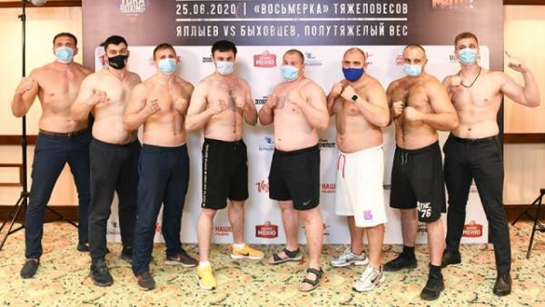 10 августа в Москве состоится боксёрский турнир «Короли нокаутов — 4»