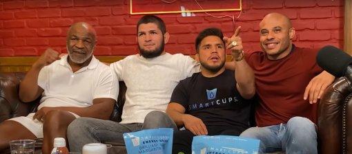 Хабиб Нурмагомедов озвучил имя лучшего боксера в мире