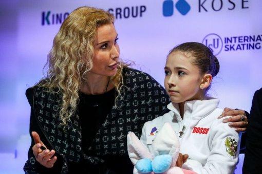 Валиева заявила, что ее вдохновили слова Тутберидзе на пятом этапе Кубка России