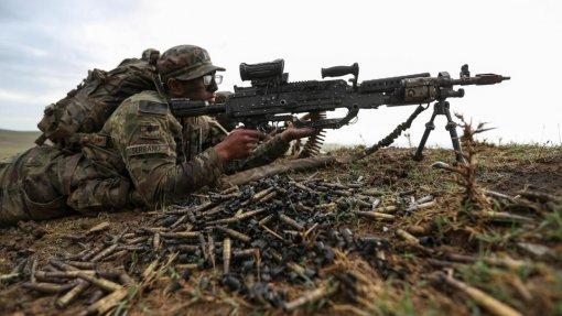 МИД Южной Осетии обеспокоено созданием НАТО в Грузии военного плацдарма против России