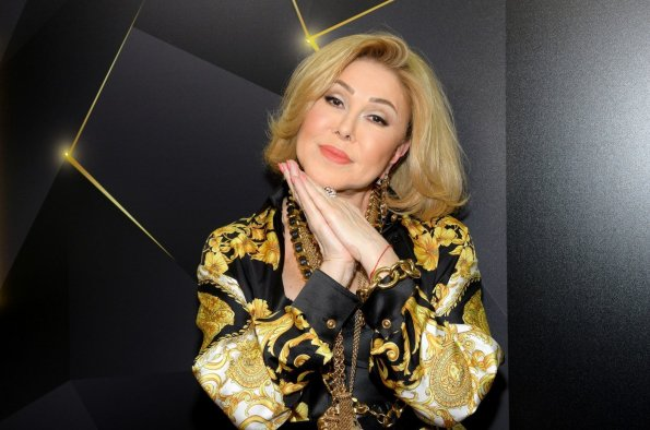 Певица Любовь Успенская впервые вышла в свет с преобразившейся дочерью Татьяной