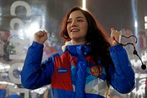 Фигуристка Медведева пошутила над россиянами, ожидавшими фигурное катание на ОИ-2020