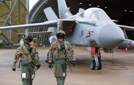 Глава ВВС Британии обвинил Россию и Китай в занятии опасной деятельностью в космосе