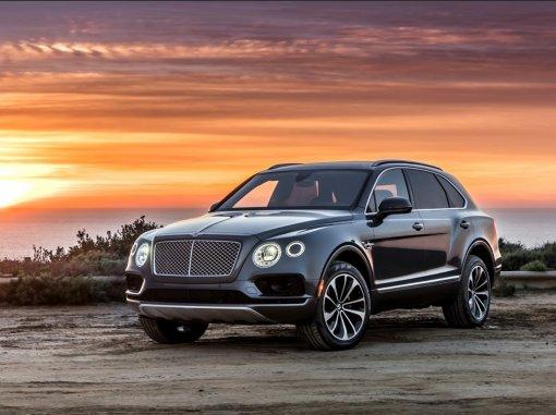 Bentley поставит самые большие колеса из углеродного волокна для Bentayga