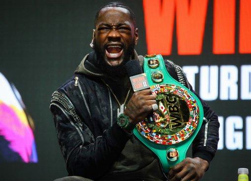 Тренер Малик Скот уверен, что его подопечный Уайлдер вновь станет чемпионом мира по боксу
