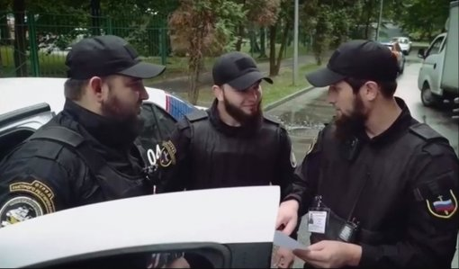 Cвященник храма в Троицке, высказался в защиту кавказцев, охранявших правопорядок