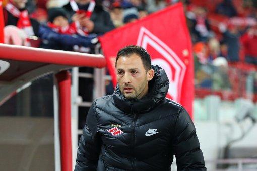 Полузащитник «Спартака» Умяров признался, что было грустно прощаться с тренером Тедеско