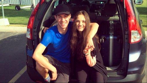 Джейсон Браун рассказал об отношениях с Евгенией Медведевой