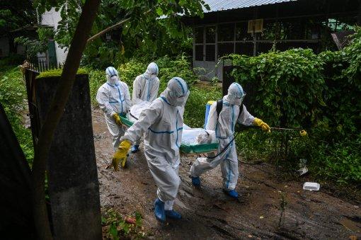 В ООН опасаются распространения опасных штаммов коронавируса из Мьянмы в другие страны