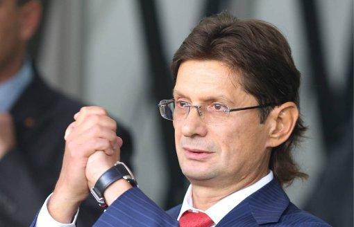Федун считает, что сборную России должен возглавить молодой амбициозный иностранец