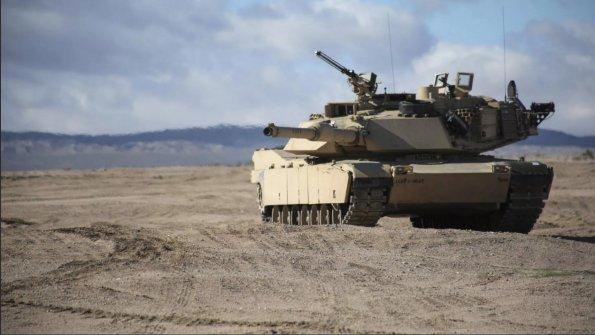 Польша планирует разместить танки Abrams в России и Белоруссии