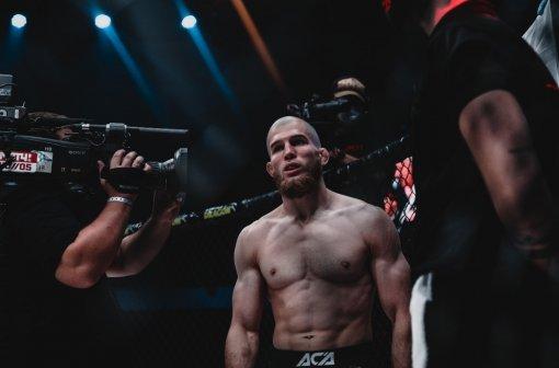 Юсуф Раисов готов подраться на UFC 267 в Абу-Даби