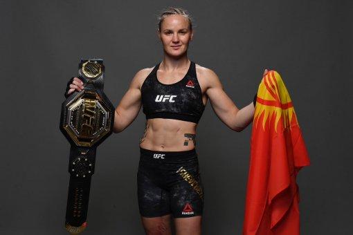 Чемпионка UFC Валентина Шевченко призналась, что пришла в единоборства в пять лет