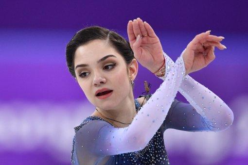 Фигуристка Медведева оценила свой дебют в парном катании после премьеры «Анна Каренина»