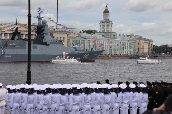 Мишустин поручил «силовикам» содействовать в обеспечении безопасности парада ВМФ