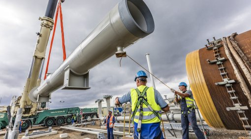"""США и Германия смогли договориться по российскому газопроводу """"Северный поток - 2"""""""