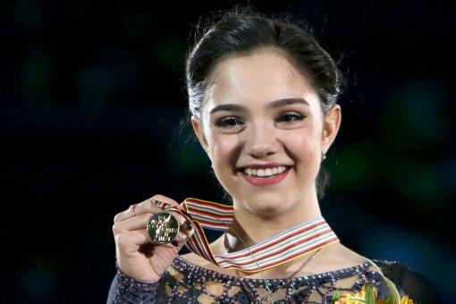 """Евгения Медведева показала фото, на котором запечатлен её """"момент счастья"""""""