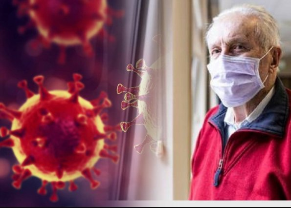 Количество антител у людей пожилого возраста после Covid-19 превышает количество у молодых