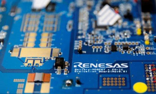 В Renesas предупредили о сохранении спроса на микросхемы до середины 2022 года