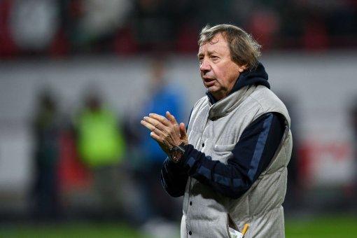 Семин заявил, что на пост тренера сборной России нужно выбирать отечественного специалиста