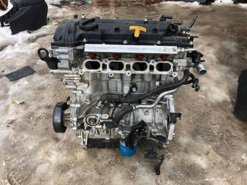 """""""За рулем"""" перечислил 7 проблем двухлитрового мотора G4NA для Hyundai и Kia"""