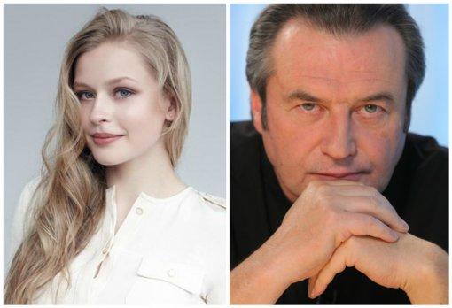 Дочь актрисы Юлии Пересильд давно не видела своего отца режиссёра Учителя