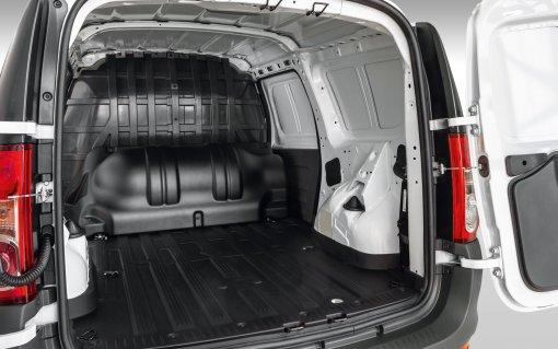 В биотопливной Lada Largus CNG баллон с метаном теперь будет находиться не в багажнике