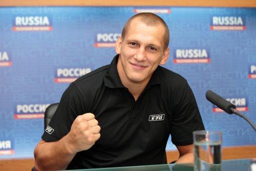 Василевский заявил, что Нурмагомедов не смог свалить его в спарринге