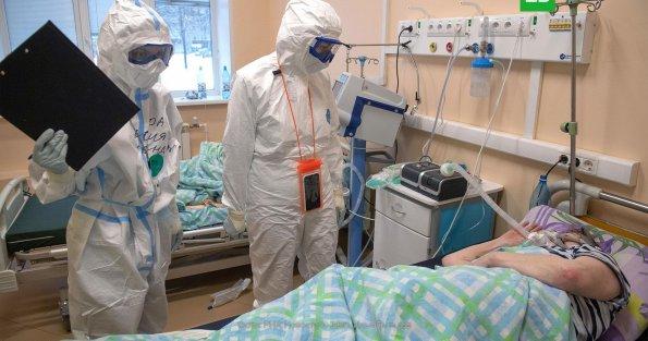 Пермский врач Касатов рассказал россиянам о возросшей тяжести пациентов с коронавирусом
