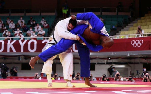 Российский дзюдоист сенсационно победил великого чемпиона