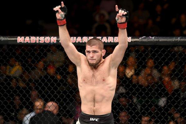 Непобеждённый боец UFC Евлоев назвал Макгрегора самым сложным соперником Нурмагомедова