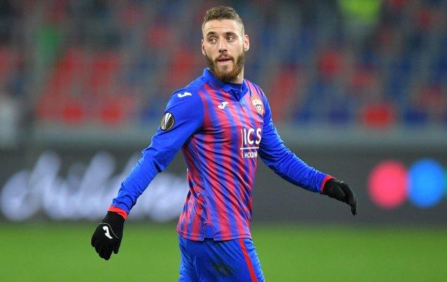 ЦСКА не продал полузащитника Николу Влашича английскому «Брентфорду» за 15 миллионов евро