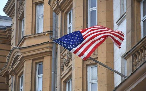 Количество сотрудников посольства США в России уменьшится до 120 человек с 1 августа