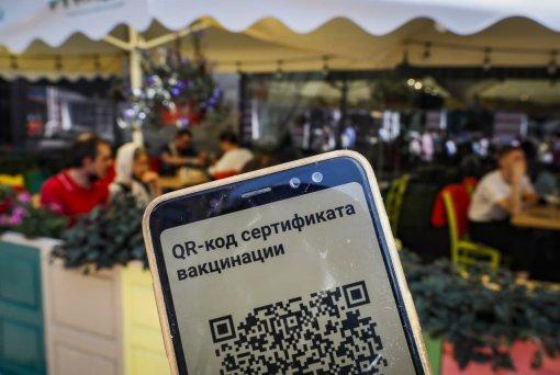 В Москве с 19 июля указом Собянина отменена система QR-кодов для посещения общепита