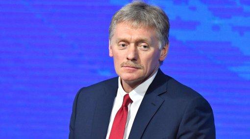 Дмитрий Песков сообщил, что приветствует усилия Евросоюза в переговорах о Карабахе