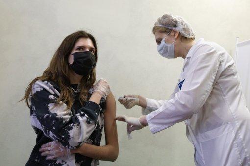 В Москве теперь можно повторно привиться от коронавируса