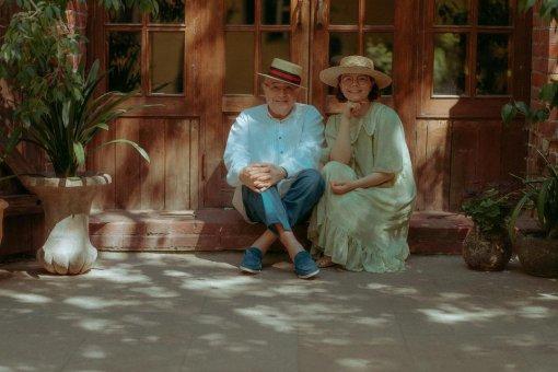 75-летний юморист Петросян разместил в Instagram редкий снимок с молодой женой Брухуновой