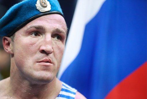 Российский боксер Денис Лебедев назвал Джошуа удобным соперником для Александра Усика