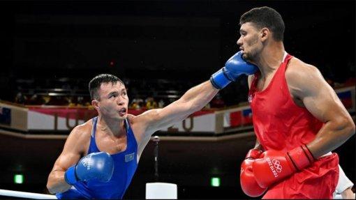 Капитан сборной Казахстана по боксу не удивил первым боем на ОИ-2020