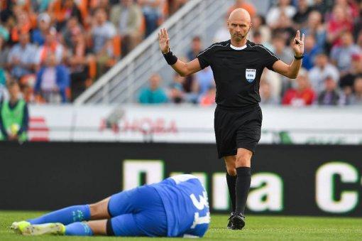 Арбитр Карасев заявил об отсутствии надежд на свое пропадание в финал Евро-2020