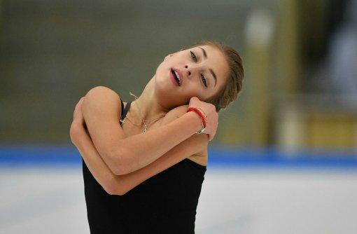 17-летняя фигуристка Алёна Косторная сменила имидж