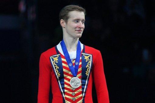 Александр Самарин выступит под саундтрек из фильма «Матрица» в олимпийском сезоне