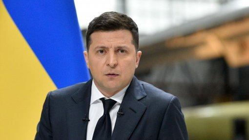 Президент Владимир Зеленский прибыл в Грузию для посещения конференции «Европейский путь Грузии»