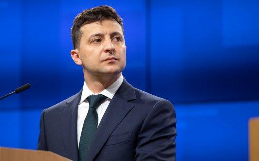 Зеленский назначил нового командующего украинских сил на Донбассе