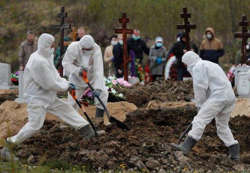 В Санкт-Петербурге зафиксированы смерти от СOVID-19 среди вакцинированных